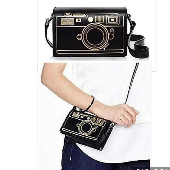kate spade Lemon Street Camera Crossbody
